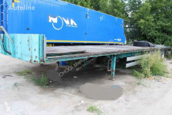 Berger - SAPL24LT semi-trailer used flatbed