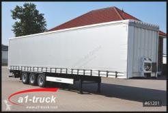 Полуприцеп Krone SD Tautliner, LBW 2500kg, TÜV 05/2021 тентованный б/у