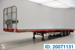 Van Hool Plateau semi-trailer used flatbed