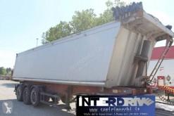 Schmitz Cargobull cereal tipper semi-trailer S01 semirimorchio ribaltabile vasca 42m3 alluminio