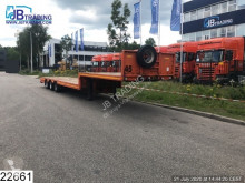LAG heavy equipment transport semi-trailer Lowbed 38000 kg, Lowbed