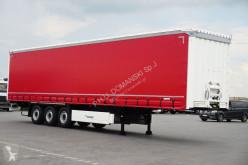 Krone - FIRANKA / XL / MULTI LOCK / OŚ PODNOSZONA semi-trailer