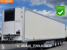 Krone mono temperature refrigerated semi-trailer Carrier Vector 1850 Meat-/Fleischhang Palettenkasten
