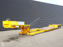 Nooteboom EURO-48-03 / EXTENDABLE / REMOVABLE NECK semi-trailer used heavy equipment transport