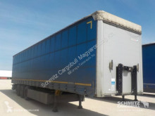 Used tautliner semi-trailer Kögel Curtainsider Standard