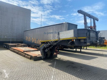 Nooteboom EURO-88-04 - EXTANDABLE 4,30 METER - 4 AXLES STEERING semi-trailer used heavy equipment transport