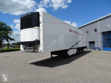 Krone SD semi-trailer damaged mono temperature refrigerated