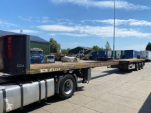 Nooteboom OVB 48 03V - 2X EXTANDABLE - TOTAAL 29 M - STEERING semi-trailer used heavy equipment transport