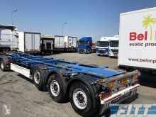 Semitrailer Schmitz Cargobull SGF*F3 cont chassis voor alle containers containertransport begagnad