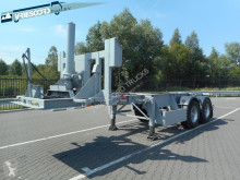 Renders EURO700 Kipchassis 20ft semi-trailer used container