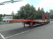 Semitrailer maskinbärare Nooteboom OSDS