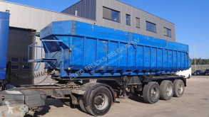 semi remorque Zremb TIPPER & CHASSIS FROM STEEL / BENNE & CHASSIS EN FER