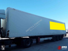 Krone Oplegger box/closed semi-trailer used