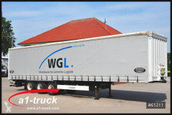 Krone SD 5 x Tautliner, Standard, LBW 2500kg, Alufelgen, HU 03/2021 semi-trailer used tarp