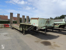 Robuste Kaiser semi-trailer used heavy equipment transport