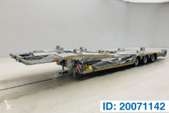 Semirremolque portamáquinas nc Low bed trailer - NEW!