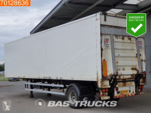 Groenewegen DRO-10-10 Steeraxle Taillift Hardwood floor semi-trailer