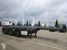 Semi remorque châssis Krone Containerchassis SDC 27 eLTU6