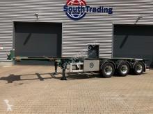 Semi remorque porte containers LAG 20/30 FT ADR