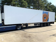 Lamberet mono temperature refrigerated semi-trailer 3-As BPW - 2m47 x 2m60 + CARRIER VECTOR 1800 Mt - FULL CHASSIS - DISC BRAKES - NICE CONDITION