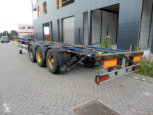 Semirimorchio portacontainers Broshuis MFCC / SAF Axles / 20 FT / 30 FT / 2x 20 FT / 40 FT container