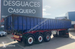 Leciñena SRV 3ED semi-trailer used flatbed