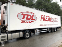 Chereau BPW - THERMOKING FRIGO - BOX (2m60 H x 2m50 W) - PACTON FULL CHASSIS - semi-trailer