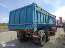 Leciñena CH 6400 AC M D semi-trailer used tipper