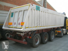 Tanker semi-trailer