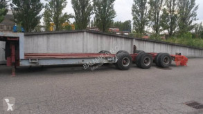 Bartoletti 48 SF15 semi-trailer used flatbed