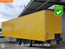semi remorque Van Eck PT-3I Mega Rollenbett Aircargo-Luftfracht Liftachse