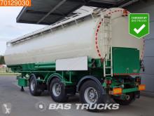 Semirremolque Welgro 90 WSL 43-32 32 Ton / 11 Comp. / 2x Lenkachse cisterna usado