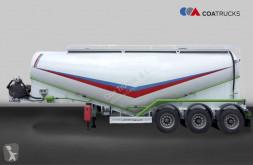 Félpótkocsi Lider LT2 SEMIRREMOLQUE CISTERNA DE CEMENTO 35MT3 új por állományú anyagok szállítására alkalmas tartálykocsi