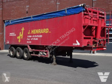 Stas tipper semi-trailer 0-38/3FAK Tipper trailer 52m3