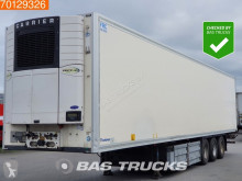 Krone Carrier Vector 1850 Meat-/Fleischhang Palettenkasten semi-trailer used mono temperature refrigerated