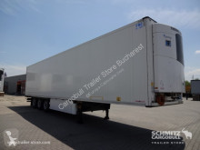 Schmitz Cargobull Reefer Multitemp Double deck semi-trailer used insulated