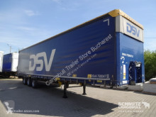 Used tautliner semi-trailer Schmitz Cargobull Curtainsider Mega