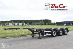 Burg半挂车 BPO 15-27 CCXHX - SAF AXLES - 2 LIFT AXLES - DISC BRAKES - ADR FL - 3 X EXTENDABLE