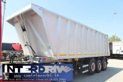 Trailer Acerbi vasca ribaltabile 38m3 alluminio usata tweedehands kipper graantransport