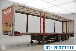 Trouillet Plateau semi-trailer