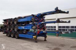 Carnehl Container chassis Steel suspension / 40ft. / 30ft. / 20ft. / 2x20ft. / 5100KG semi-trailer