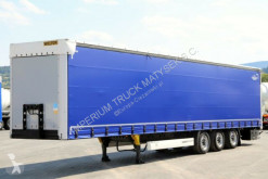 Sættevogn Wielton CURTAINSIDER/STANDARD / LIFTED ROOF&AXLE/385/55 palletransport brugt