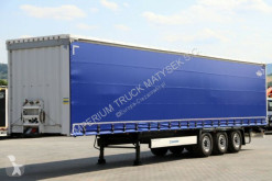 Trailer met huifzeil Krone CURTAINSIDER /STANDARD/ LIFTED AXLE / XL CERT