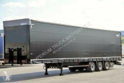 Krone CURTAINSIDER /MEGA / LOW DECK/ LIFTED ROOF &AXLE semi-trailer