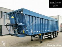 semirremolque Kempf BODEX KIS3B / Agrar / Vollalu / Liftachse /51m3