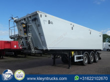Used tipper semi-trailer Zasław ZASLAW 43 M3 43tzs