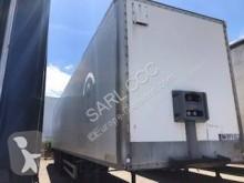 Semirremolque furgón Fruehauf Semi remorque BN 971 CL