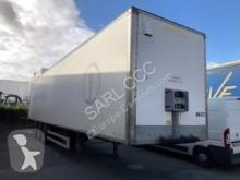 Semirremolque furgón Fruehauf BN 827 CL