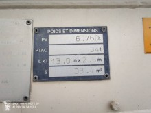 semi remorque Benalu 60M3 basculante QUALIMAT