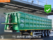 Wielton tipper semi-trailer 39.000 GVW German Docs! NW-3 56m3 Stahl-Kipper *New Unused* Liftachse TIR SAF